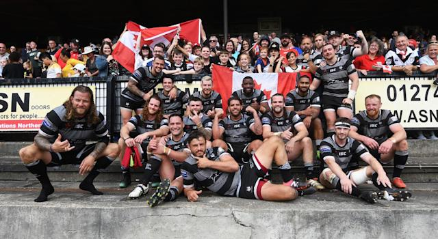 The Toronto Wolfpack are on the verge of their mainstream breakout. (George Wood/Getty Images)