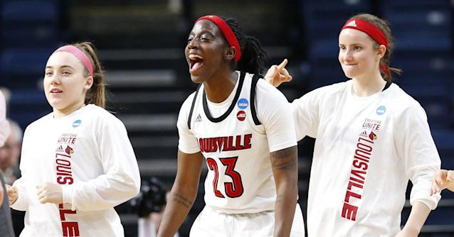 Louisville Toughs Out 76-63 Win Over Central Michigan