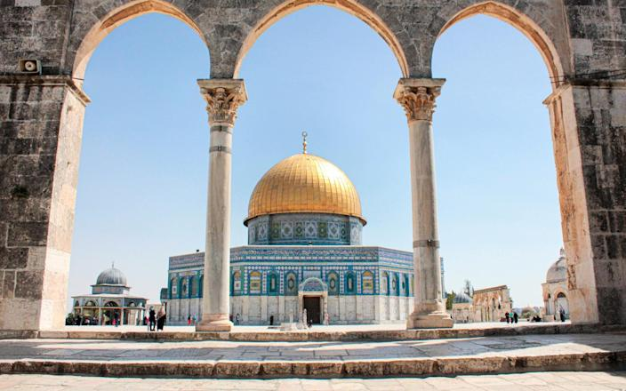 The Dome of the Rock in Jerusalem - iStock