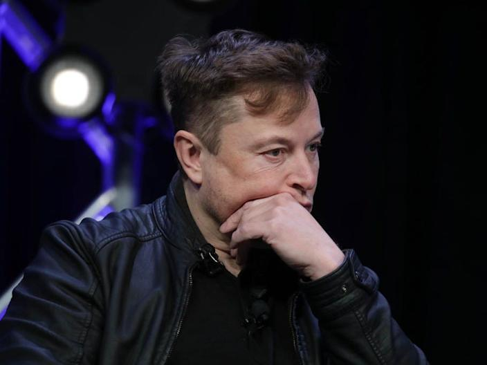 Elon Musk on March 9.