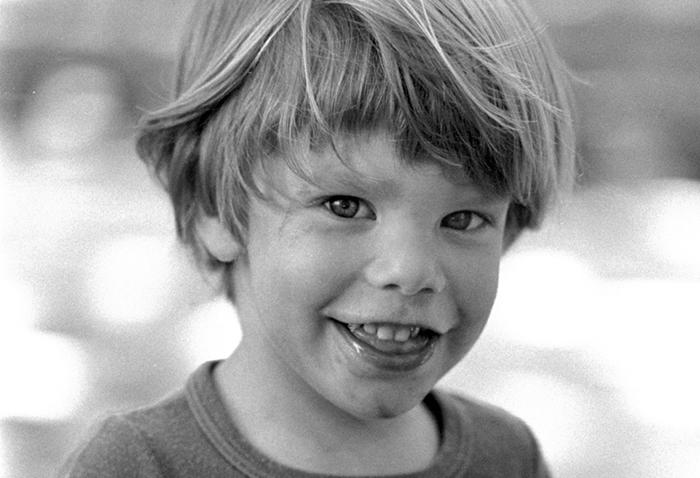 FILE - This undated file photo provided May 28, 2010 by Stanley Patz shows Patz's son Etan who vanished in New York on May 25, 1979. On Thursday, April 19, 2012, investigators began searching a basement near the Patz's apartment for human remains of the boy.(AP Photo/Stanley K. Patz, File) MANDATORY CREDIT, EDITORIAL USE ONLY, NO SALES, FOR USE ONLY IN ILLUSTRATING EDITORIAL STORIES REGARDING THE DISAPPEARANCE OF ETAN PATZ OR OTHER MISSING CHILDREN