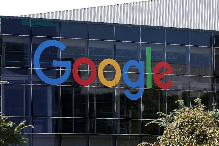 The Israeli ministry for foreign affairs has corrected an announcement that -- in error, according to a Google spokesman -- suggested there had been an agreement with the search giant to establish a mechanism to monitor online materials (AFP Photo/Justin Sullivan)