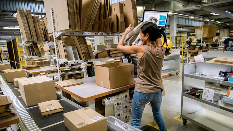 No bargain for workers: Amazon employees stage strikes during 'Prime Day' sales