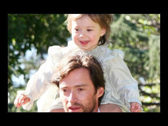 <h4>Ava Jackman</h4> <p>Born to 2008's sexiest man alive Hugh Jackman and Deborah Lee, Ava Jackman is pretty, cute and adorable.</p>