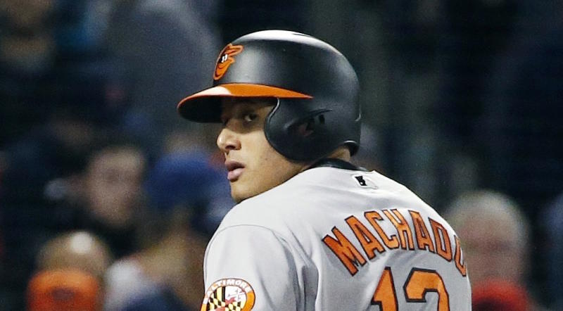 Report Red Sox In Contact With Orioles About Possible Manny Machado Trade