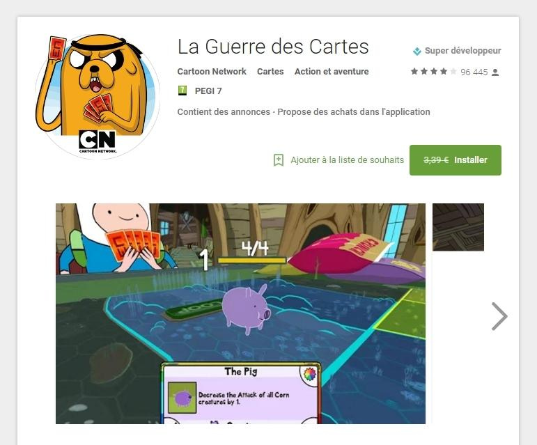 Google propose une appli Android gratuite chaque semaine — Play Store