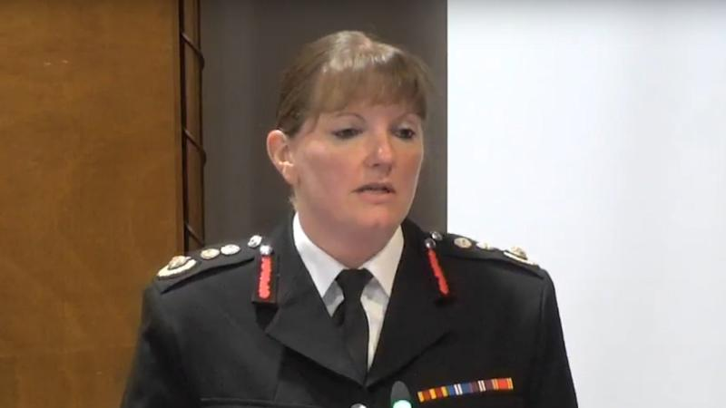 Guard of honour planned for fire chief retiring in wake of Grenfell criticism