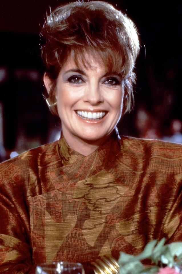 """Dustin Hoffman was actually gazing at the leg of Linda Gray, a model who went on to become an actress in the """"Dallas"""" and """"Melrose Place"""" series. """"I think [Anne Bancroft] was absent that day … I don't know,"""" said Gray. """"I got paid $25, one leg."""""""