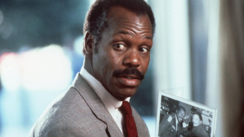 Danny Glover has played Murtaugh in all four of the 'Lethal Weapon' movies. (Credit: Warner Bros)