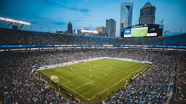 Bank of AMerica Stadium Charlotte