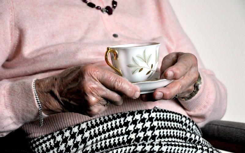 The study of 292 people over the age of 55 was published in the journal Alzheimer's & Dementia - PA
