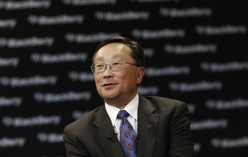 BlackBerry's CEO wrote the stupidest net neutrality article I've ever read