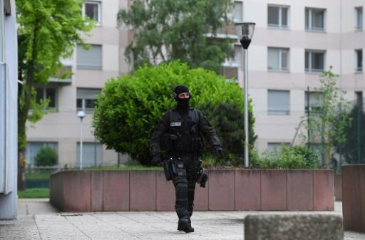 "Abdul Hakim A, also a Chechen-born French national, was detained Sunday in the eastern city of Strasbourg, where the two men grew up, and charged with ""associating with criminal terrorists with plans to attack people,"" a judicial source said"