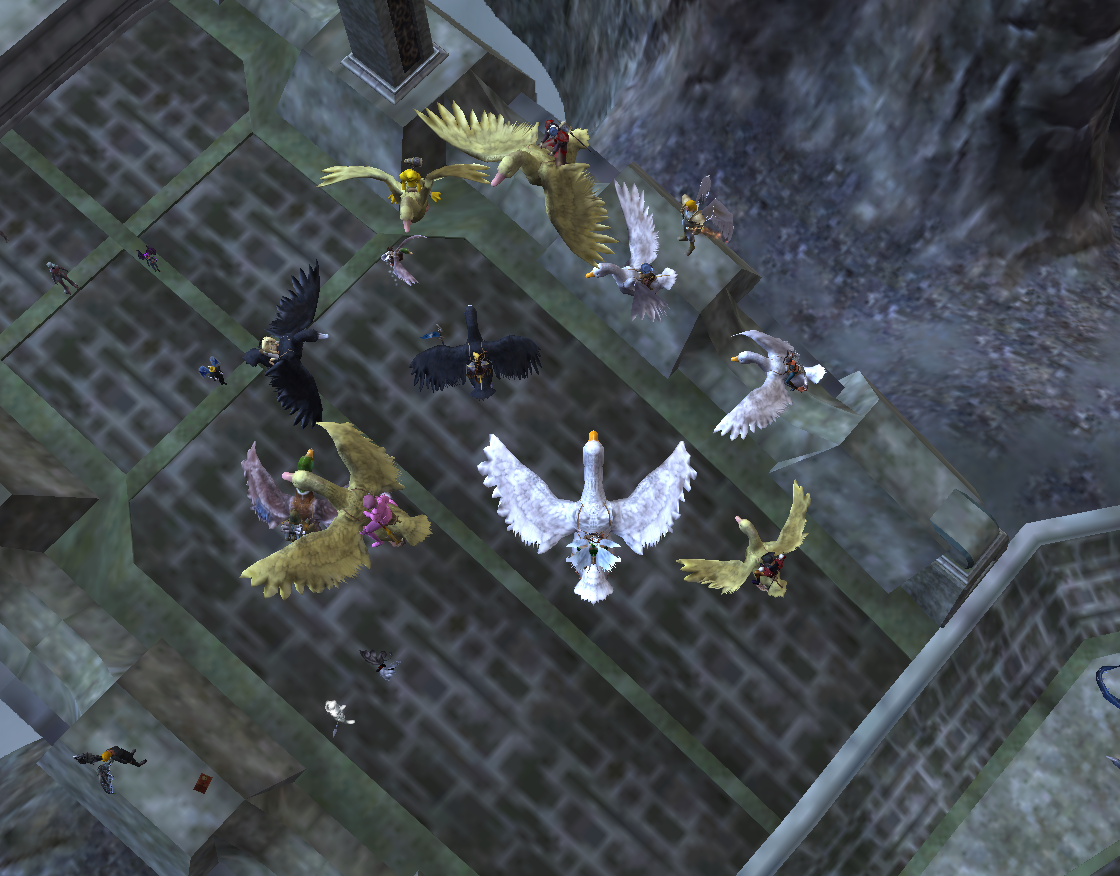 Duck Mounts Come to EverQuest II Because