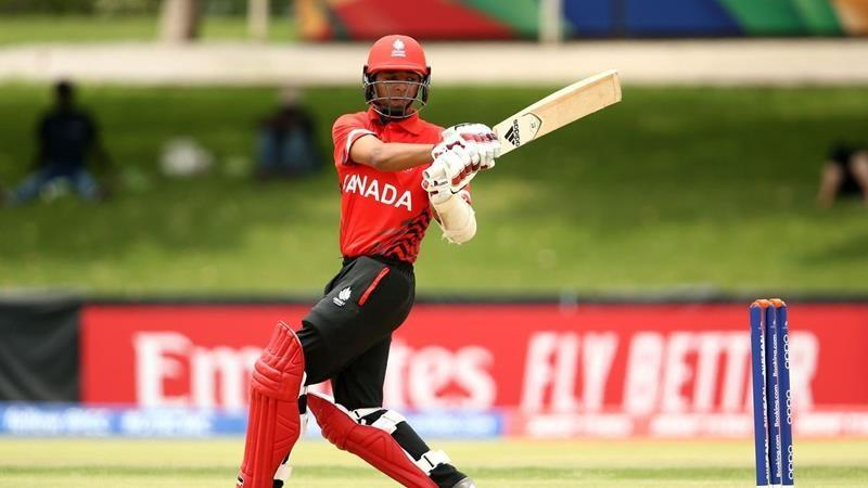 Canada-Afghanistan under-19 cricket match rained out in South Africa