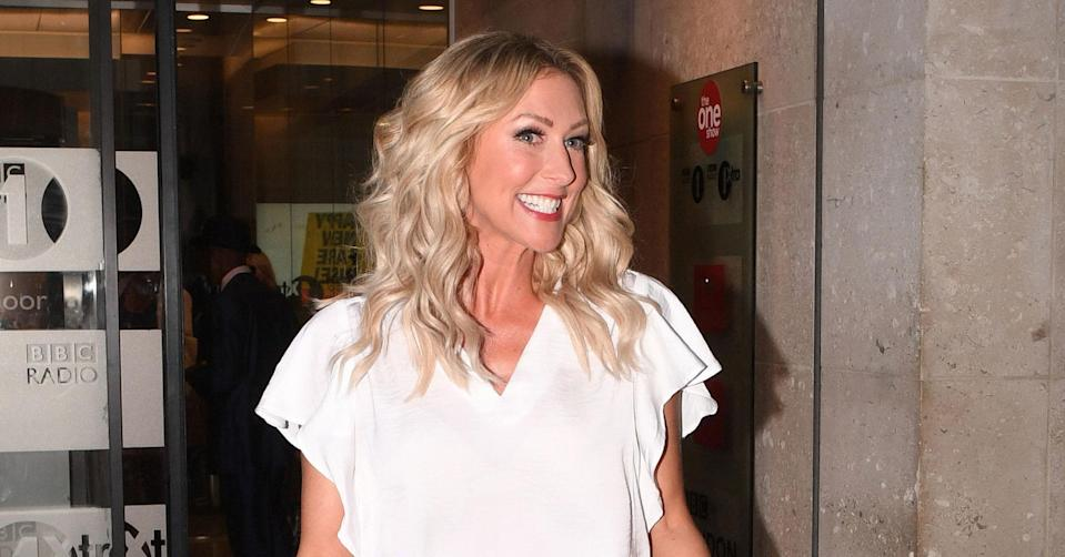 Steps bandmember Faye Tozer announced for Strictly.