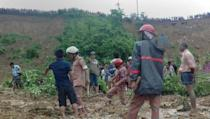 Rescuers battle to reach victims of deadly Bangladesh landslides