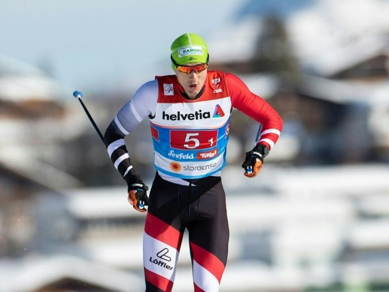 Austrian skier Max Hauke has been banned for four years for blood doping