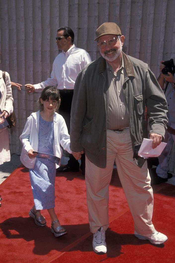 Director Brian De Palma attending the premiere of Star Wars Episode I: A Phantom Menace on May 16, 1999 at the Westwood Avco Theater in Westwood, California. (Photo by Ron Galella, Ltd./WireImage)