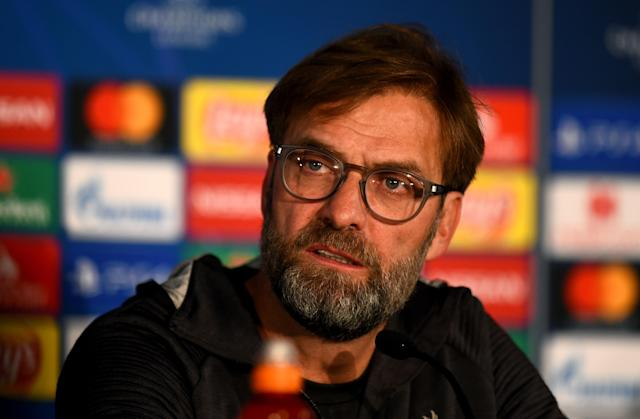 Klopp has slammed the German translator at the recent UCL press conference. (Getty Images)