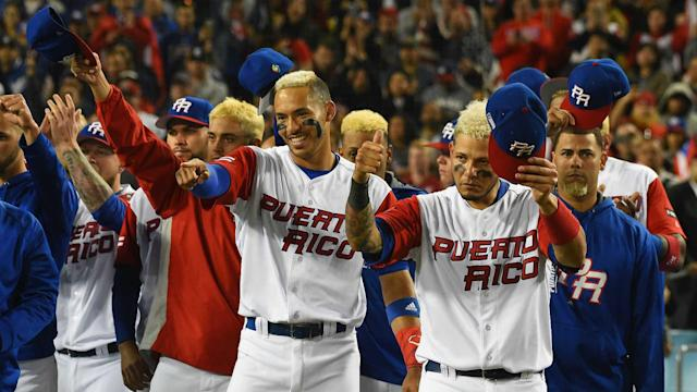 """A """"caravan"""" and celebration in Puerto Rico was made assuming a victory, Correa said, but rather was matter of national pride."""