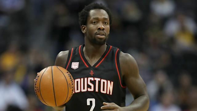 """Houston Rockets point guard Patrick Beverley said of resting players: """"I think that's b******t. I think that's a disgrace to this league."""""""