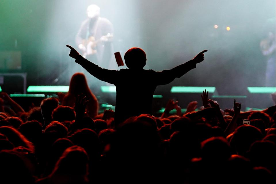 <p>A pilot music festival took place in Liverpool's Sefton Park on May 2</p> (Getty Images)