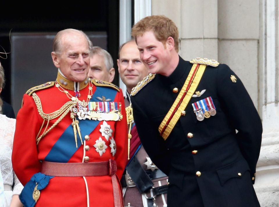Prince Harry has been bestowed with the very prestigious title of Captain General of the Royal Marines. Photo: Getty Images