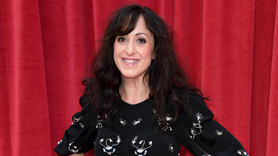 Natalie Cassidy at the British Soap Awards in 2018 (Doug Peters EMPICS Entertainment)