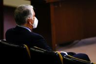 Court hearing over Santander's withdrawn job offer to Orcel, in Madrid