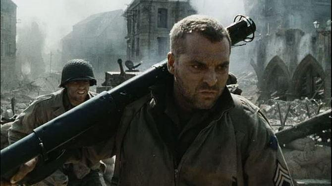 Sizemore tuvo un memorable papel secundario en Saving Private Ryan