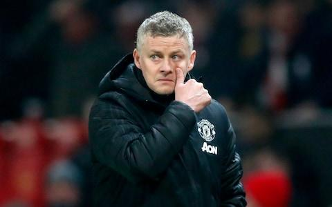 Ole Gunnar Solskjaer is keen to reinforce his attacking options - Credit: PA