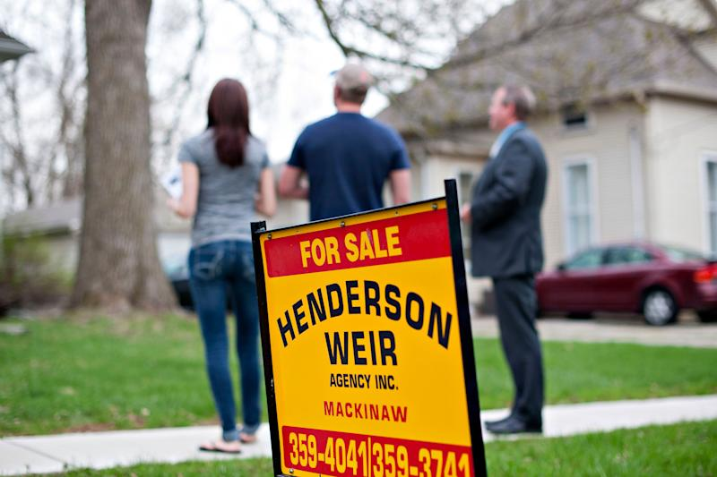 Homebuyers may want to make a purchase in 2019 as conditions slowly shift in their favor. Photographer: Daniel Acker/Bloomberg via Getty Images