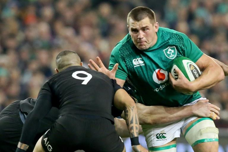 6N: Toner, Ringrose out injured for Ireland vs Scotland
