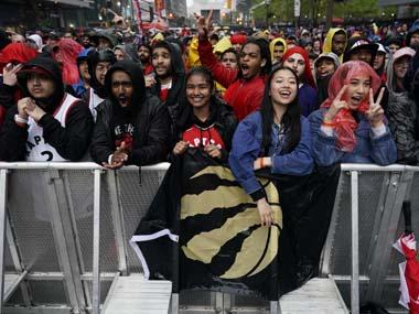 NBA: Defending champions Toronto Raptors launch line of team-branded hijabs in bid to be more inclusive