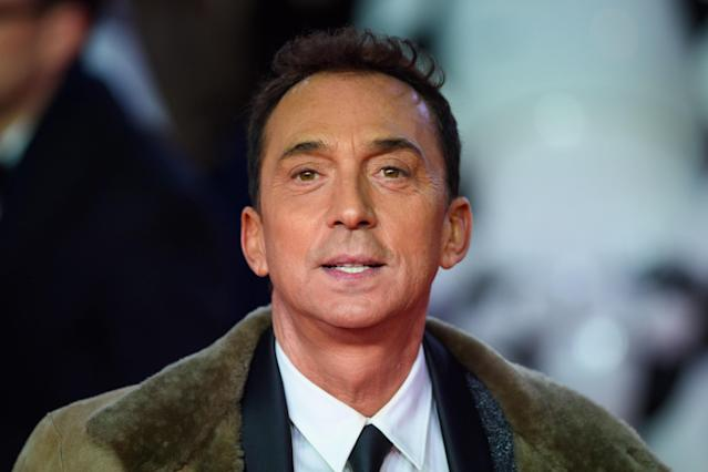 Strictly Come Dancing judge Bruno Tonioli