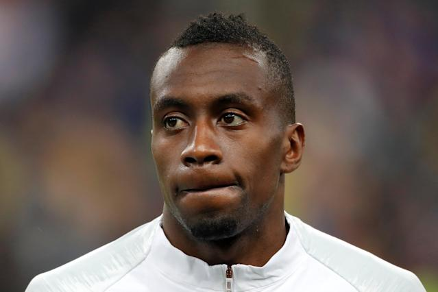 Soccer Football - International Friendly - France vs Colombia - Stade De France, Saint-Denis, France - March 23, 2018 France player Blaise Matuidi. Picture taken March 23, 2018. REUTERS/Charles Platiau