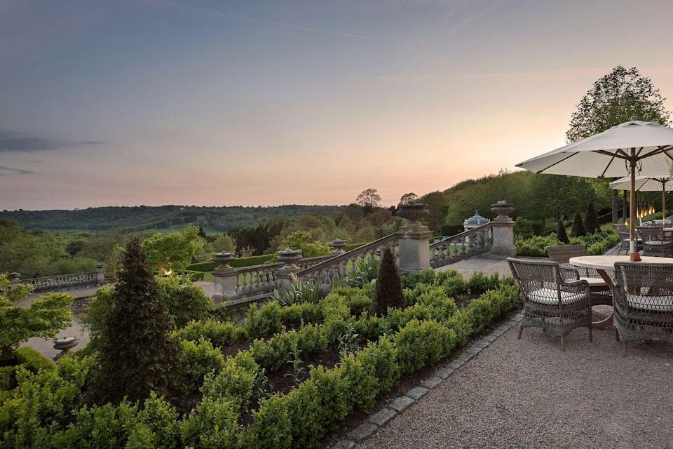 """<p>Its grounds could easily be mistaken for a location abroad but you don't need a flight to experience the beauty that is Beaverbrook. This impressive mansion sitting in 470 acres of the rolling Surrey Hills is a glamorous country house hotel with a private home feel.</p><p>The Main House has 18 rooms named after former guests, including Ian Fleming and Elizabeth Taylor, and the Garden House has 11 country-chic bedrooms. Don't miss dining in the Japanese Grill overseen by an ex-Nobu chef and the elegant spa, with its indoor and outdoor pools. </p><p><a class=""""link rapid-noclick-resp"""" href=""""https://www.booking.com/hotel/gb/the-garden-house-leatherhead.en-gb.html"""" rel=""""nofollow noopener"""" target=""""_blank"""" data-ylk=""""slk:CHECK AVAILABILITY"""">CHECK AVAILABILITY</a></p>"""
