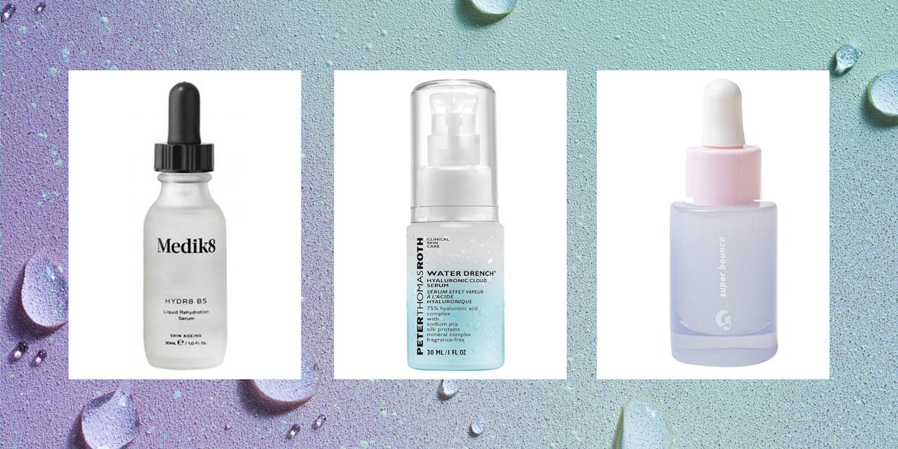 "<p><a href=""http://www.cosmopolitan.com/uk/beauty-hair/a13995250/hyaluronic-acid/"" target=""_blank"">Hyaluronic acid</a> is the one product we urge you to add to your skincare cabinet. If you want skin that's hydrated, plump and glowing, a hyaluronic acid serum will do all of that and more, due to it's ability to hold 1,000 times its weight in moisture. So if you're noticing more fine lines, or your skin's looking a little lacklustre, here is our pick of the 7 best hyaluronic acid serums to add to your skincare routine. Don't worry, your parched skin can thank us later. </p>"