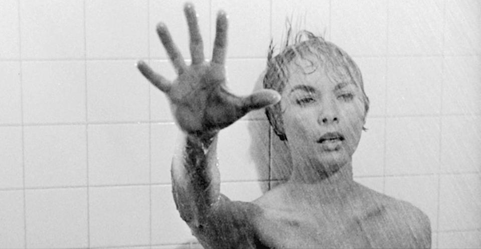 """<p>From supernatural scenes to films based on horrifying real life events, the particular types of thrills audiences seek from a horror movie may have changed over the years — but some of these films from 50+ years ago are just as terrifying as they were on the day that they come out. It may not quite be <a href=""""https://www.goodhousekeeping.com/holidays/halloween-ideas/"""" rel=""""nofollow noopener"""" target=""""_blank"""" data-ylk=""""slk:Halloween"""" class=""""link rapid-noclick-resp"""">Halloween</a> yet, but it's never a bad time to queue up one of these spooky flicks. </p><p>With mental thrillers like <em>Rosemary's Baby</em> and <em>Silence of the Lambs, </em>and gory slasher films like <em>Saw</em> and <em>Nightmare on Elm Street</em>, we've rounded up all of the most terrifying films that define the horror genre. Take a walk down memory lane by reliving some of the most influential scary movies — unless you have a little one nearby, then we would recommend watching a milder <a href=""""https://www.goodhousekeeping.com/life/entertainment/g28038087/best-scary-movies-for-kids/"""" rel=""""nofollow noopener"""" target=""""_blank"""" data-ylk=""""slk:scary movie for kids"""" class=""""link rapid-noclick-resp"""">scary movie for kids</a> instead. Don't forget to check out our guide to the best <a href=""""https://www.goodhousekeeping.com/life/entertainment/g28067867/best-horror-movies-on-netflix/"""" rel=""""nofollow noopener"""" target=""""_blank"""" data-ylk=""""slk:horror movies on Netflix"""" class=""""link rapid-noclick-resp"""">horror movies on Netflix</a> too!</p>"""