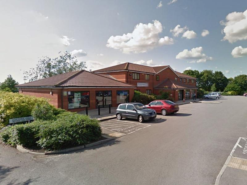 Parkside Medical Centre in Bletchley, near Milton Keynes, Buckinghamshire: Google