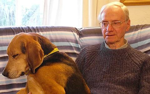 Peter Wrighton was killed while out walking his dog in East Harling, Norfolk - Credit: PA