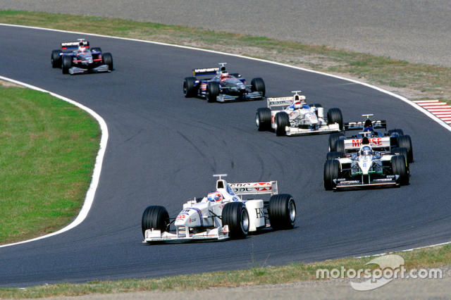 """1998: Stewart, 12º no campeonato (4 pts) <span class=""""copyright"""">LAT Images</span>"""