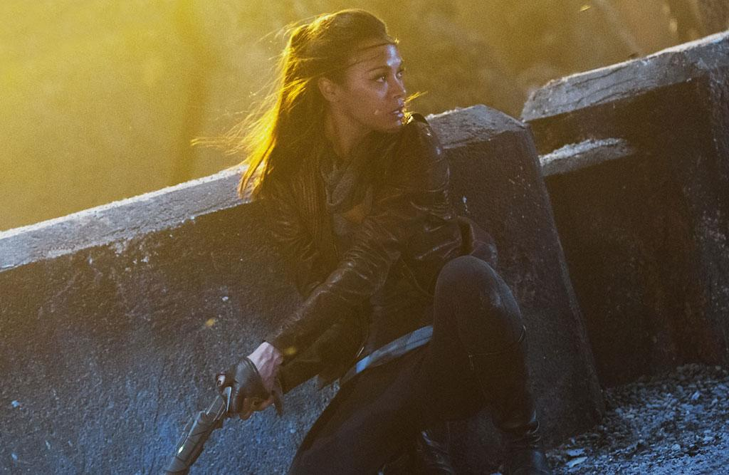 "Zoe Saldana in Paramount Pictures' ""Star Trek Into Darkness"" - 2013"