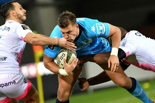 Handre Pollard scored his first try in the Top 14 but Montpellier failed to beat Stade Francais
