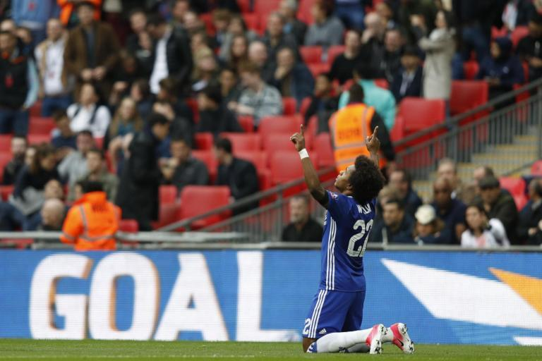 Willian targets most prolific season for Chelsea after scoring a hat-trick against Fulham