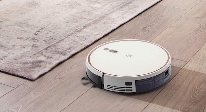 Save 43 percent off—Yeedi K700 Robot Vacuum. (Photo: Amazon)