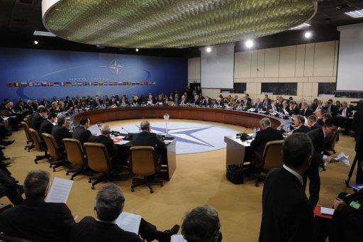 NATO foreign ministers meet at headquarters in Brussels to discuss Syria and Turkey's request for Patriot missiles