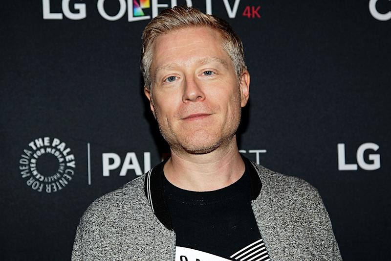 Actor Anthony Rapp accused Kevin Spacey of making a sexual advance towards him in 1986 when Rapp was 14. (Steve Mack via Getty Images)