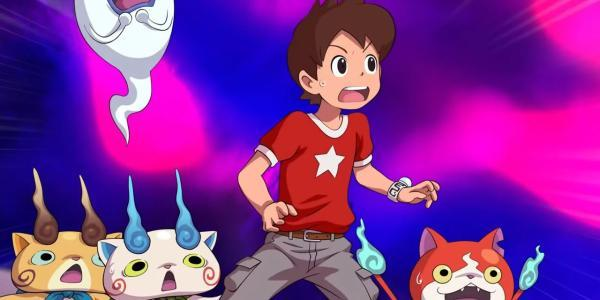 Yo-kai Watch se prepara para llegar a PlayStation 4